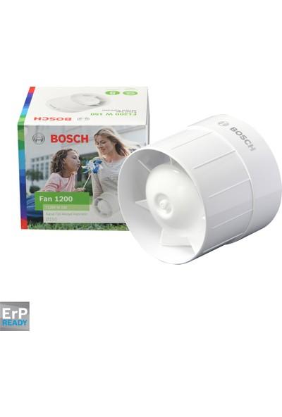Bosch Banyo Aspiratörü / Fanı 1200 Serisi Beyaz 150 mm çap
