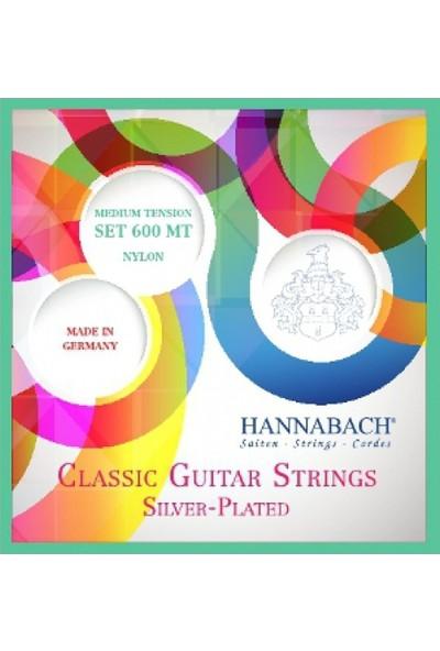 Hannabach 600Mt Klasik Gitar Teli