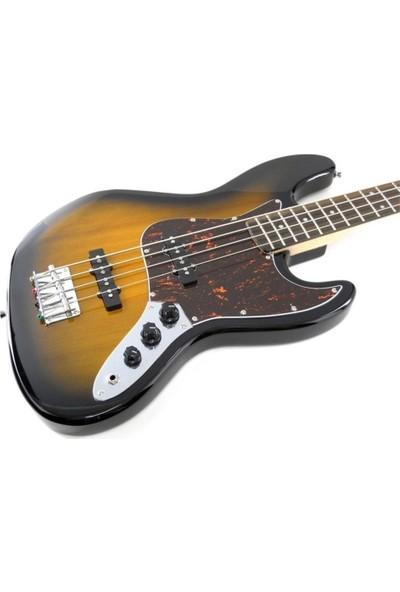 Jay Turser Jtb-402-Tsb Bas Gitar