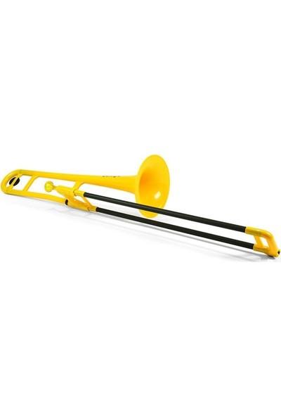 Pbone Sarı Plastik Tenor Trombon