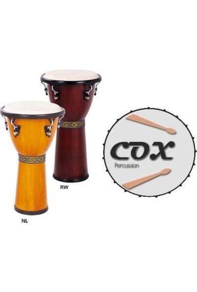 Cox Djembe 12' (Natural)