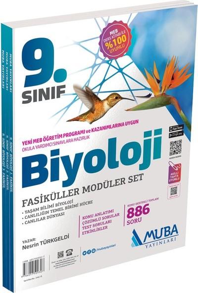 Muba Yayınları 9. Sınıf Biyoloji Fasiküller Modüler Set