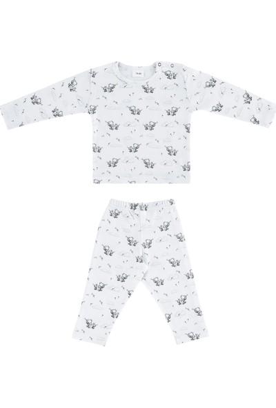 Uygun Bebe Winnie Pooh Bebek Pijama Takımı