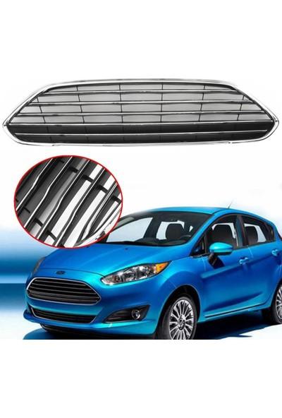Yedek Parça Evi Ford Fiesta 2012-2018 Ön Tampon Panjuru Nikelajlı