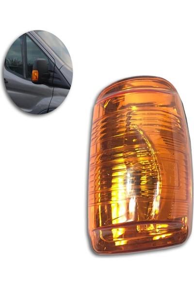 Yedek Parça Evi Ford Transit 2015/ V-363 Ayna Sinyali Sarı Sağ-Sol Takım 2 Adet
