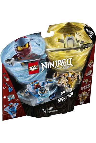 LEGO Ninjago 70663 Spinjitzu Nya ve Wu