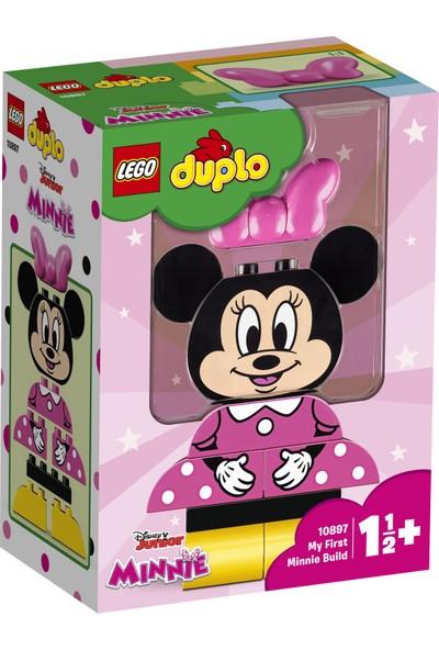LEGO DUPLO 10897 İlk Minnie Yapbozum