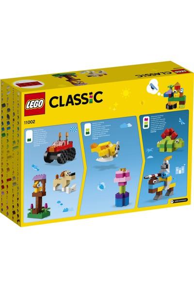 LEGO Classic 11002 Temel Yapım Parçası Seti
