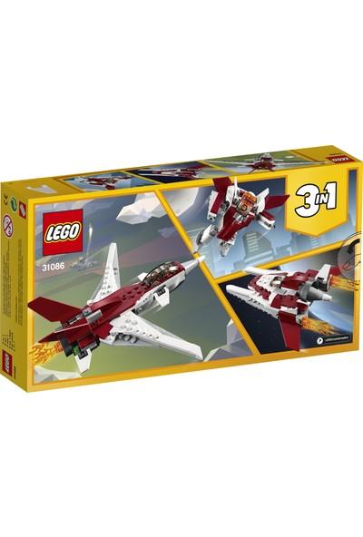 LEGO Creator 31086 Sıradışı Uçak