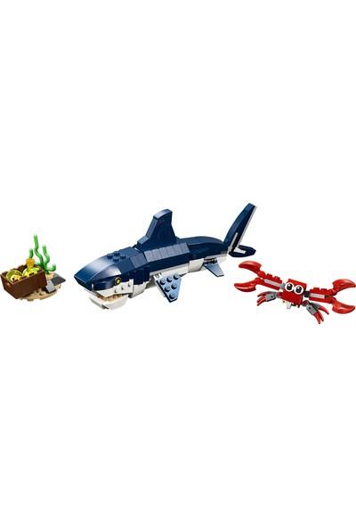 LEGO Creator 31088 Derin Deniz Yaratıkları