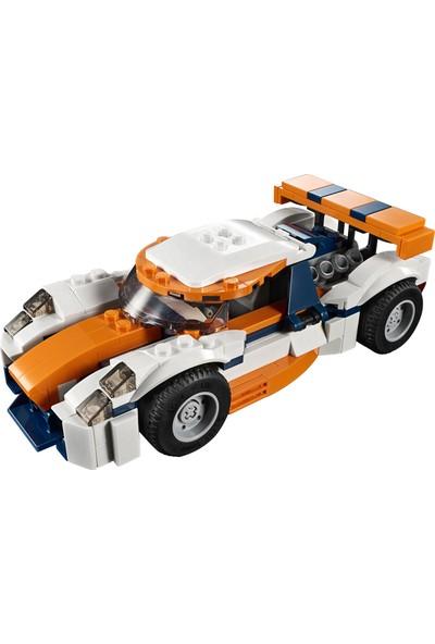 LEGO Creator 31089 Gün Batımı Yarış Arabası