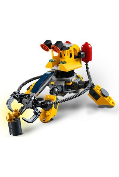 LEGO Creator 31090 Sualtı Robotu