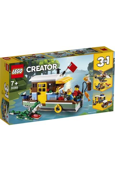 LEGO Creator 31093 Nehir Tekne Evi