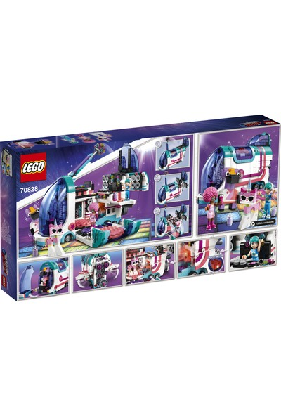 LEGO Movie 70828 Açılır Parti Otobüsü