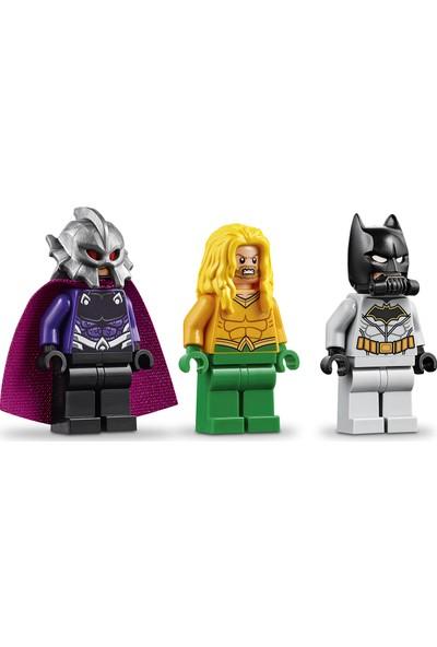 LEGO Super Heroes 76116 Batman™ Batman™ Bat Denizaltı ve Sualtı Çarpışması