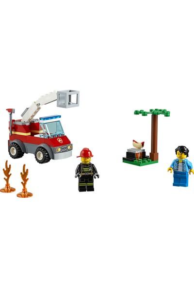 LEGO City 60212 Barbekü Yangını