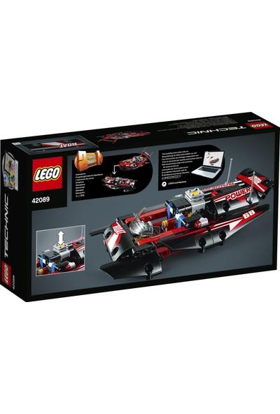 LEGO Technic 42089 Sürat Teknesi