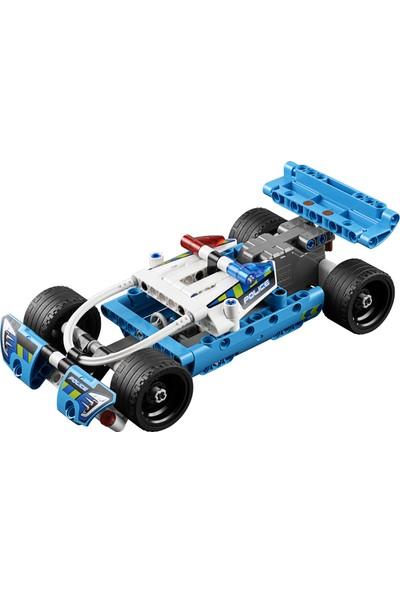 LEGO Technic 42091 Polis Takibi