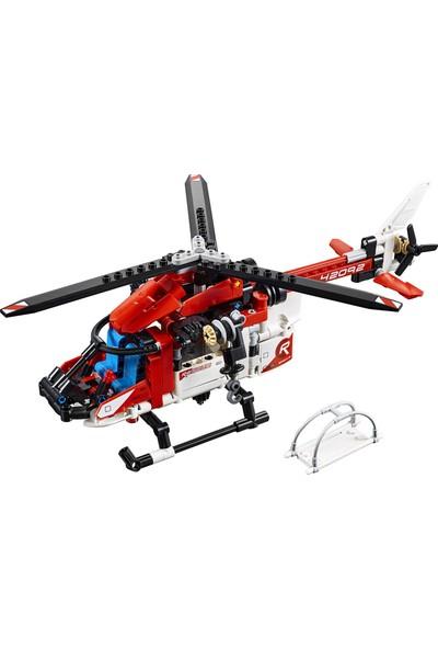 LEGO Technic 42092 Kurtarma Helikopteri