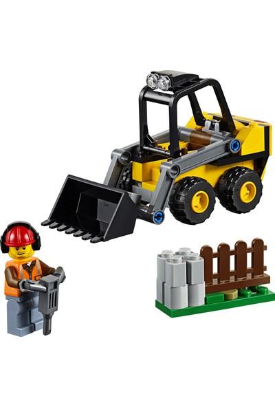 LEGO City 60219 İnşaat Yükleyicisi