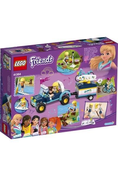 LEGO Friends 41364 Stephanie'nin Jipi
