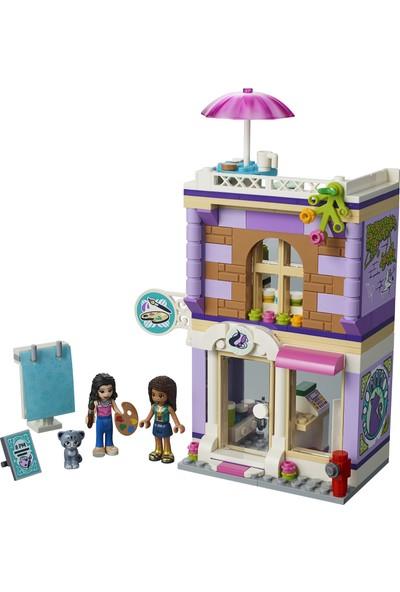 LEGO Friends 41365 Emma'nın Resim Atölyesi