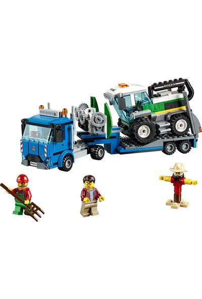 LEGO City 60223 Biçerdöver Nakliye Aracı