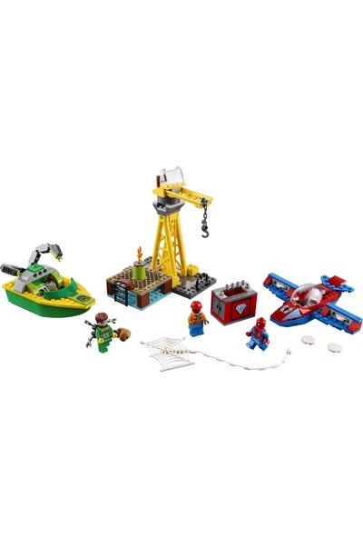 LEGO Super Heroes 76134 Spider-Man: Doktor Oktopus Elmas Soygunu