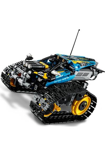 LEGO Technic 42095 Uzaktan Kumandalı Gösteri Yarışçısı