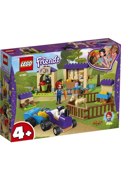 LEGO Friends 41361 Mia'nın Tay Çiftliği