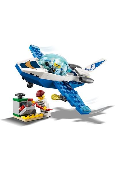 LEGO City 60206 Gökyüzü Polisi Jet Devriye