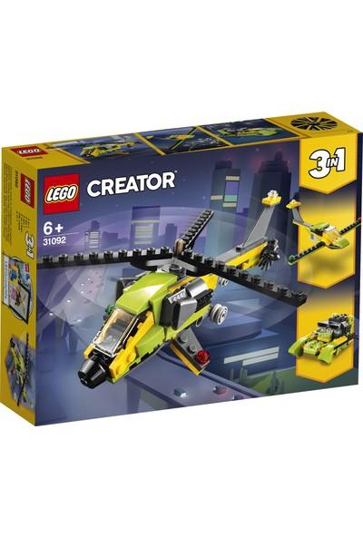 LEGO Creator 31092 Helikopter Macerası