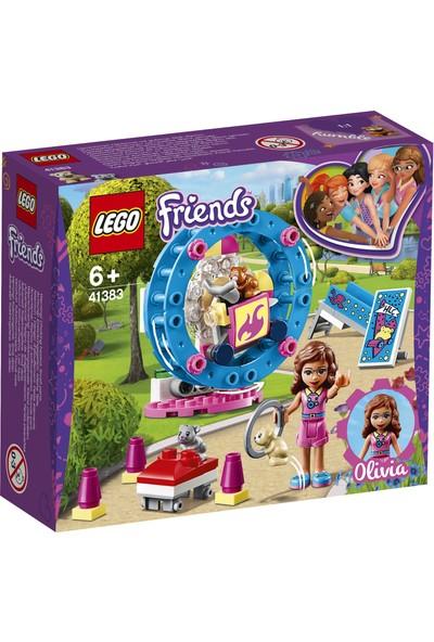 LEGO Friends 41383 Olivia'nın Hamster Parkı