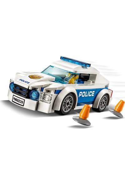 LEGO City 60239 Polis Devriye Arabası