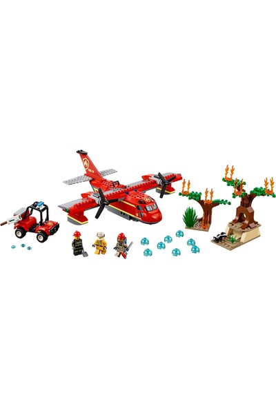 LEGO City 60217 İtfaiye Uçağı