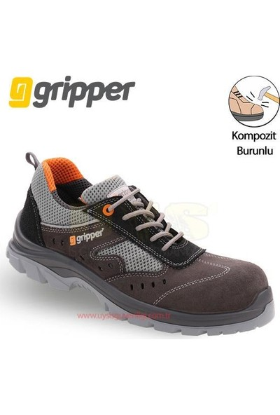 Gripper Gpr-70 43 Numara İş Ayakkabısı Kompzit Burunlu