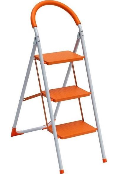 Saraylı Mega Pratik Merdiven 3 Basamaklı