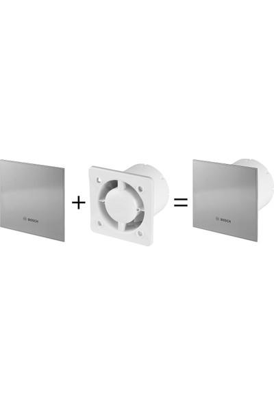 Bosch Banyo Aspiratörü / Fanı 1700 Serisi İnoks 100 mm çap