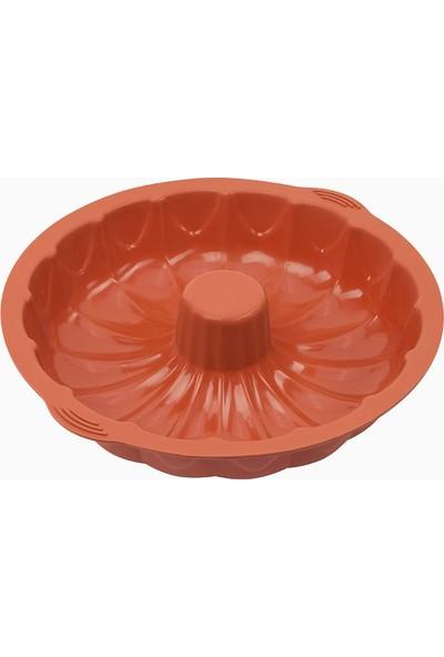 Silicolife SL02 Kahverengi Renk Kek Kalıbı