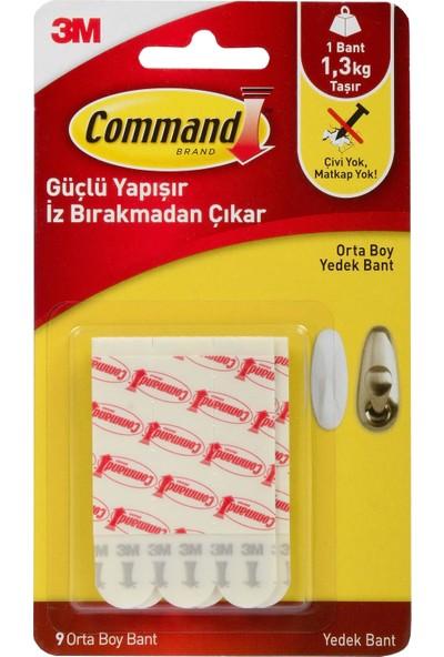 Command 17021P Yedek Bant Orta 1 Kg Taşır