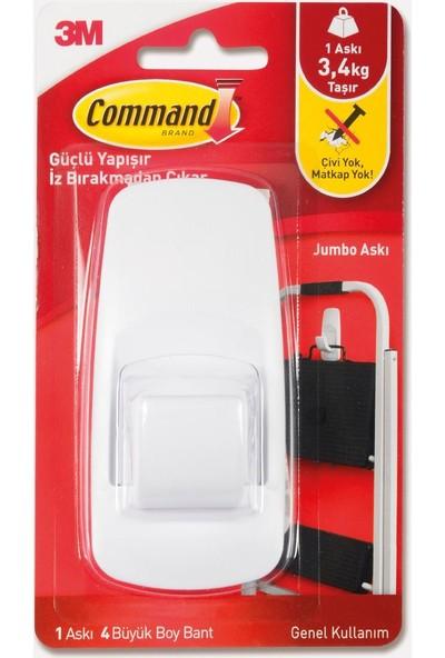 Command 17004 Askı Büyük Jumbo 3 Kg