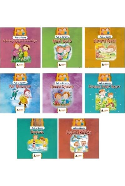 Sandal 1. Sınıf Ada İle Kerem Hikaye Seti 8 Kitap