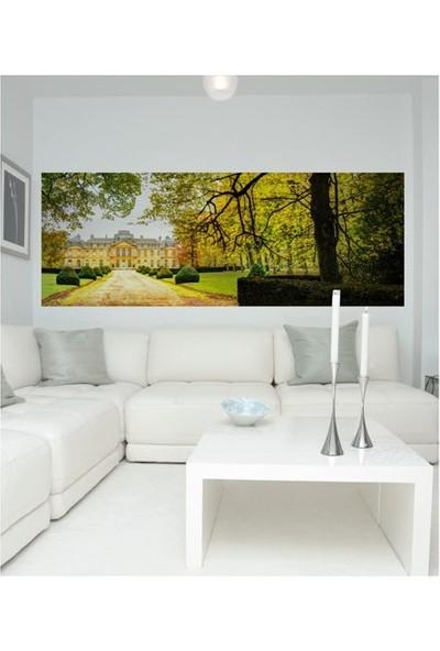 Artikel Yeşilliklerin İçinde 178 x 65 Cm Duvar Resmi