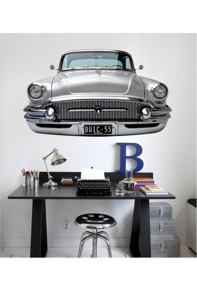 Artikel Classic Cars-1 Dev Duvar Sticker