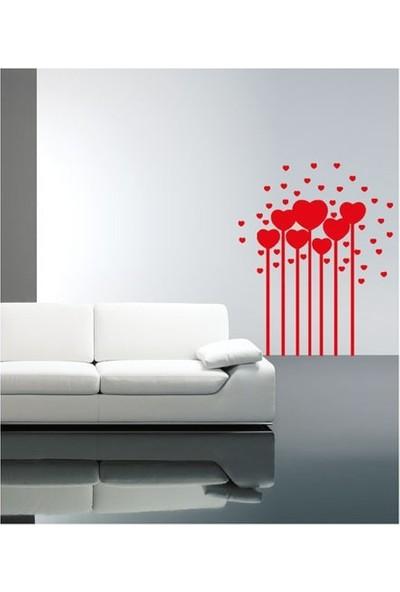 Artikel Loves Kadife Duvar Sticker 91 x 131 Cm