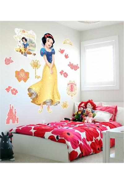 Disney Pamuk Prenses Dev Duvar Stıcker
