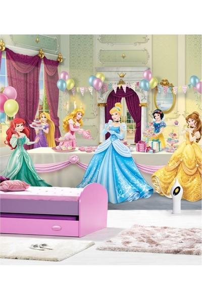 Disney Princesses Tea Time 178 x 126 Cm Duvar Resmi