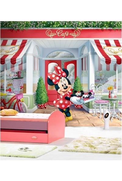 Disney Minnie´S Cafe 178 x 126 Cm Duvar Resmi