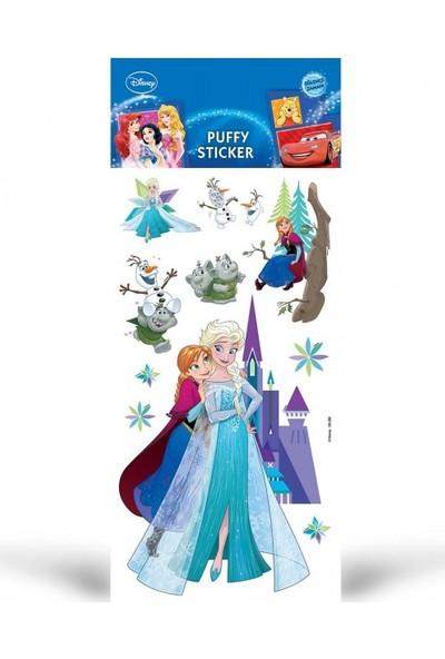 Disney Frozen 124 x 295 Cm Puffy Sticker
