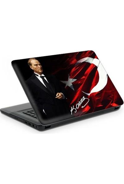 Artikel Atatürk-3 Notebook Sticker